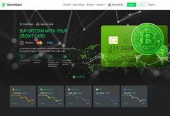 Använd StormGain för att köpa BitCoin