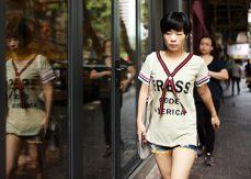 Gatufotografering från Hong Kong av Markus