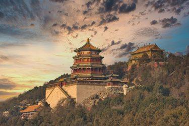Kina palats tempel