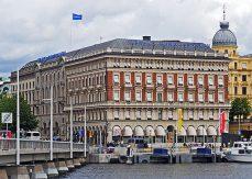 Svenska Handelsbanken i Stockholm