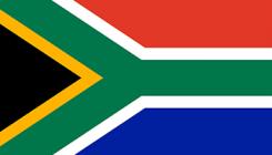 Sydafrikanska flaggan
