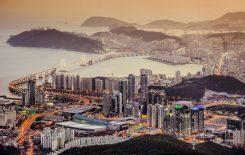 Busan i Sydkorea