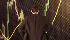 Teknisk analys: Kostymnisse begrundar grafen