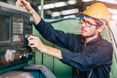 arbetare inom tillverkningsindustrin