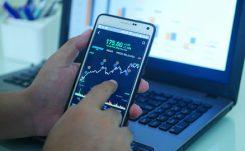 Trading genom mobiltelefon