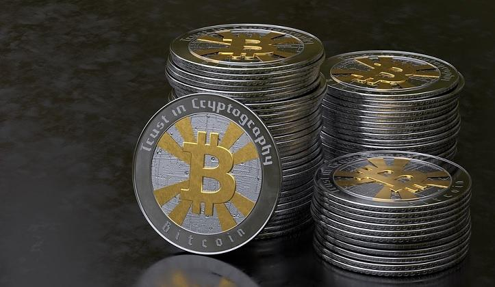 Travar av bitcoin
