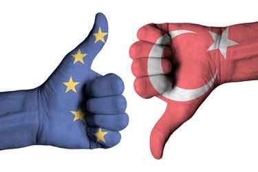 Tumme upp för Euron, Tumme ner för Turkiet