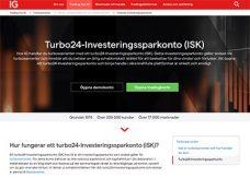 Turbo 24 ISK genom IG
