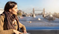 Turist - London Bridge