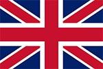 UK's flagga
