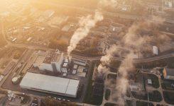 Utsläpp från fabriker