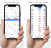 Valutahandel på hög nivå med MT4