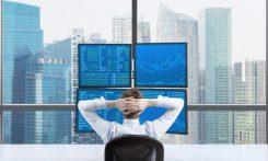 Valutahandlare i New York