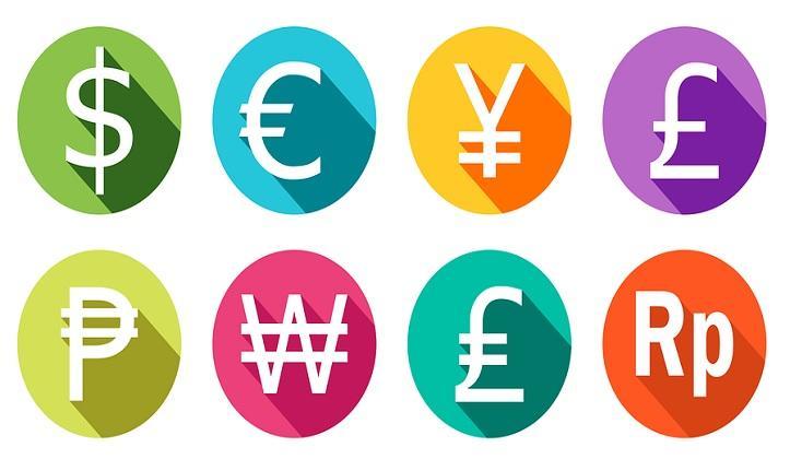 Bild för valutanyheter