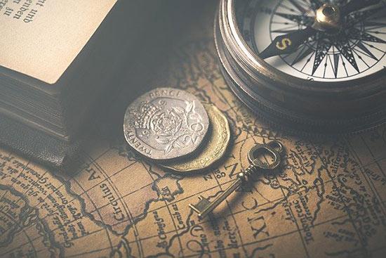 Nyhetsbild för valutahandel