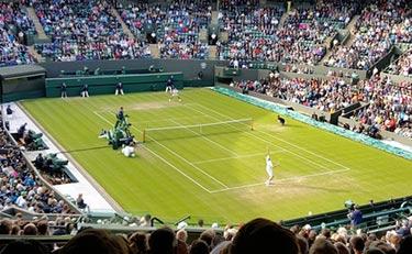 Wimbledon översikt av en match, 2016