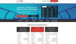 Z.com trading hemsida
