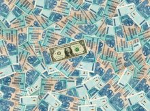 Zimbabwe Dollar och en USD
